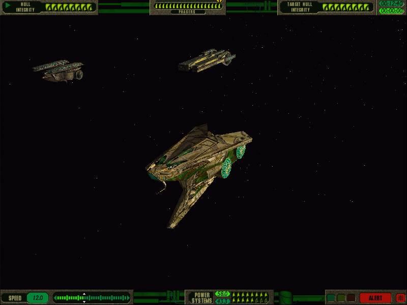Gorn Fleet- click here to see Gorn ships